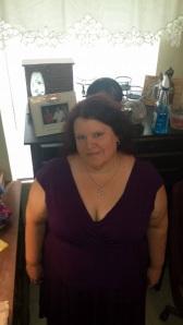 My sister Leanne.